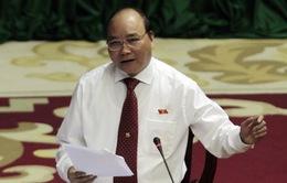 TRỰC TIẾP: Phó Thủ tướng Nguyễn Xuân Phúc đăng đàn Quốc hội