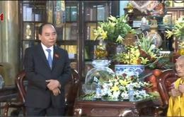 Phó Thủ tướng Nguyễn Xuân Phúc chúc mừng Đại lễ Phật Đản 2015