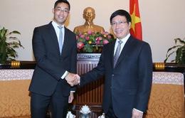 WEF sẽ tăng cường quảng bá hình ảnh Việt Nam