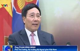 Thúc đẩy tiến trình hình thành Cộng đồng ASEAN