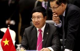 Cuộc họp giữa ASEAN với Trung Quốc kéo dài hơn dự kiến