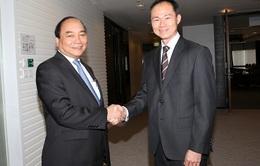 Tăng cường quan hệ Việt Nam - Singapore
