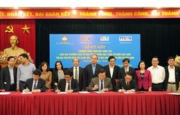 Đài THVN ký kết chương trình phối hợp công tác với Ban Thường trực UBTƯ MTTQ Việt Nam