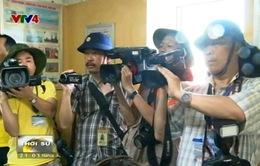 Nhà báo Việt kiều với thông tin về biển đảo