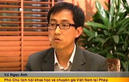 Vai trò cầu nối của trí thức trẻ Việt kiều