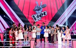 """Giọng hát Việt nhí 2015: Lộ diện các """"chiến binh"""" cuối cùng của vòng đấu Liveshow"""