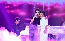 Giọng hát Việt nhí 2015: Tiến Quang hòa giọng đầy nội lực với Thu Minh