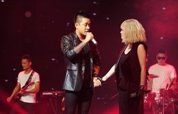 Giọng hát Việt: Thỏa sức sáng tạo, trò Tuấn Hưng bùng nổ trên sân khấu