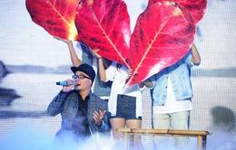 """The Remix - Liveshow 9: Nguyễn Hải Phong """"sởn da gà"""" vì PB Nation"""