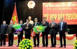 Thủ tướng phê chuẩn nhân sự 3 tỉnh Cà Mau, Phú Thọ, Bình Dương