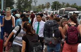 Phú Quốc: Đưa 300 hành khách mắc kẹt về đất liền an toàn
