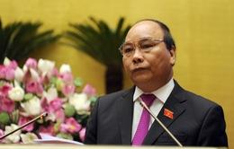 Phó Thủ tướng Nguyễn Xuân Phúc đã đề cập thẳng thắn các vấn đề ĐBQH đặt ra