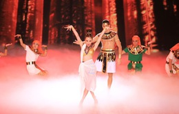 """""""Nữ hoàng scandal"""" Angela Phương Trinh tạo bất ngờ với tài khiêu vũ"""