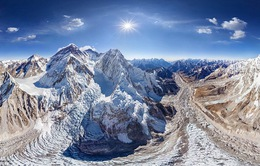Lạ mắt vớigóc nhìn từ trên cao ở các địa danh nổi tiếng