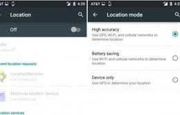 """10 """"mẹo"""" tiết kiệm pin tốt đa cho điện thoại Android"""