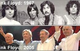 Ban nhạc Pink Floyd chính thức tan rã