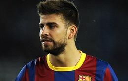 Pique tung đòn đầu tiên cho mục tiêu làm Chủ tịch Barcelona