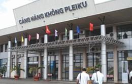 Sân bay Pleiku có thể hoàn thành trước tiến độ