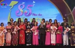 Kỷ niệm 85 năm thành lập Hội Liên hiệp Phụ nữ Việt Nam