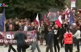 Khủng hoảng tị nạn tác động mạnh tới bầu cử tại Ba Lan