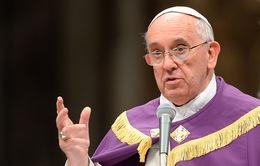 Giáo hoàng Francis kêu gọi Israel và Palestine giảm căng thẳng