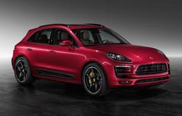 Porsche Macan Turbo ấn tượng với sơn đỏ Metallic Red