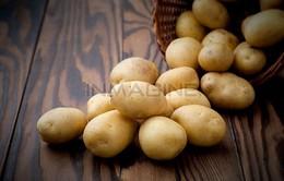 Xóa nếp nhăn với khoai tây
