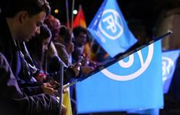 Kết quả sơ bộ bầu cử Tây Ban Nha: Đảng Nhân dân giành chiến thắng