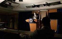Mỹ: Nhà Trắng gặp sự cố mất điện hy hữu