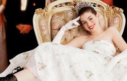 Những nàng công chúa nổi tiếng nhất màn ảnh Hollywood
