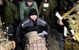 Ukraine và lực lượng ly khai trao đổi tù binh