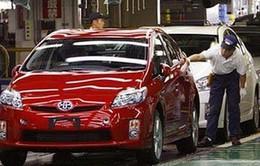 Toyota thu hồi hơn 6.000 xe hybrid vì lỗi kỹ thuật