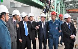 Tạo điều kiện để Tập đoàn thép Côn Minh mở rộng đầu tư ở Việt Nam
