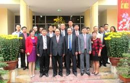 Phó Thủ tướng Nguyễn Xuân Phúc chúc Tết TP. Đà Nẵng