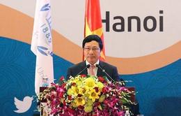 Việt Nam kêu gọi thúc đẩy luật pháp quốc tế để giải quyết tranh chấp