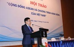 Cộng đồng ASEAN và chương trình hành động của Việt Nam