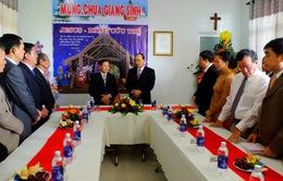 Phó Thủ tướng Nguyễn Xuân Phúc thăm đồng bào Công giáo