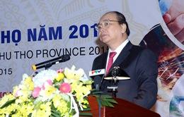 Phú Thọ tổ chức xúc tiến đầu tư