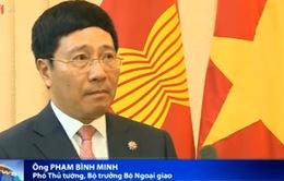 Việt Nam tham gia tích cực tại Hội nghị Bộ trưởng Ngoại giao ASEAN