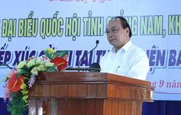 Phó Thủ tướng Nguyễn Xuân Phúc tiếp xúc cử tri thị xã Điện Bàn, Quảng Nam