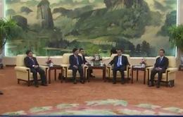 PTTg Phạm Bình Minh hội kiến Thủ tướng Trung Quốc