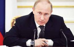 Tổng thống Putin vẫn là nhân vật quyền lực nhất thế giới