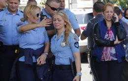 Tức giận, cảnh sát rút súng bắn chết 3 đồng nghiệp ở Puerto Rico