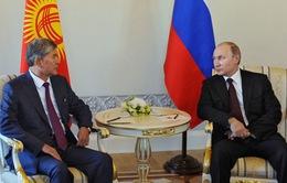 Tổng thống Nga xuất hiện sau 10 ngày vắng mặt