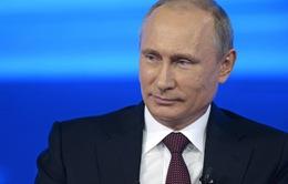 Tổng thống Nga gửi điện mừng kỷ niệm 40 năm giải phóng miền Nam, thống nhất đất nước