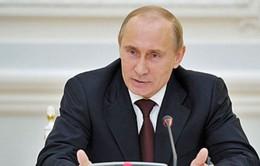 Tổng thống Putin tiếp tục là nhân vật quyền lực nhất thế giới
