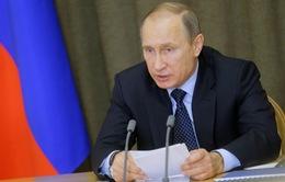 'Nga sẽ phát triển vũ khí có khả năng xuyên thủng mọi lá chắn tên lửa'