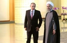Tổng thống Nga thăm Iran lần đầu sau 8 năm