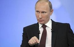 Tổng thống Putin đề nghị IMF cho Ukraine vay tiền để trả nợ Nga