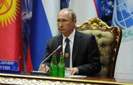 Nga tăng cường hợp tác với Tổ chức Hợp tác Thượng Hải